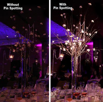 Don T Forget The Lighting From David Tutera SEK Wedding Lighting